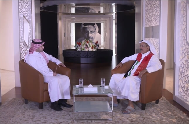 "Khalaf Ahmad Al Habtoor's interview with ""Al Moukhtasar"" programme on MBC"