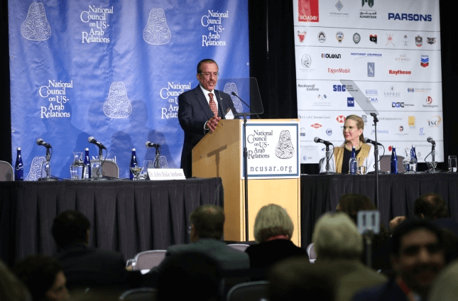 Khalaf Al Habtoor Addresses Global Leaders at the 27th Annual Arab-US Policymakers Conference in Washington DC